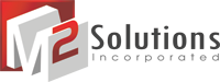 M²Solutions Inc. Logo