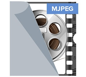 MJPEG and MCMP Codec