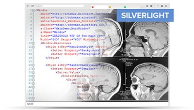 DICOM Silverlight