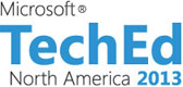 TechEd 2013 Logo