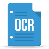 cute pdf ocr text recognition