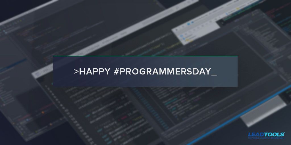 Happy Programmer's Day