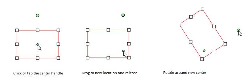 Annotation Rotation Options | HTML5 JavaScript Help