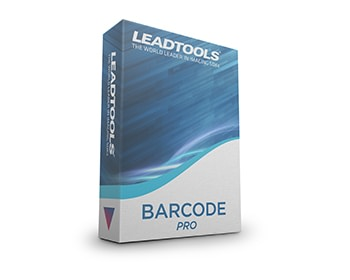 LEADTOOLS Barcode Pro v20