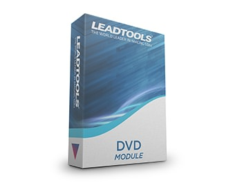 LEADTOOLS DVD Module v20 box