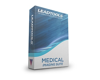 LEADTOOLS Medical Imaging Suite v20 box