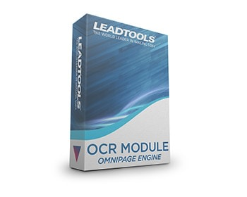 LEADTOOLS OCR Module - OmniPage Engine