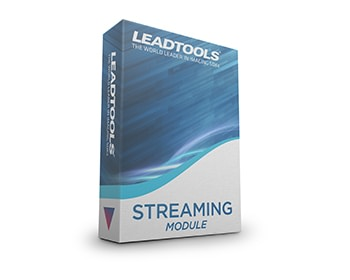 LEADTOOLS Streaming Module v20 box