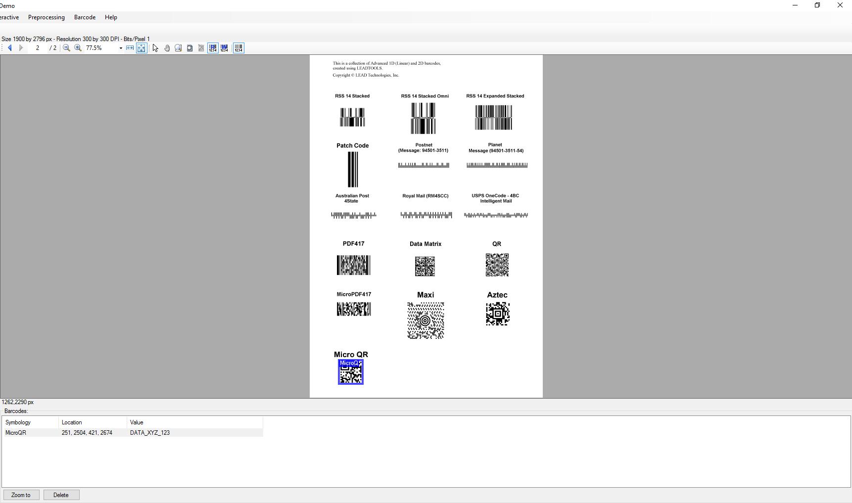 Swift Qr Code Reader