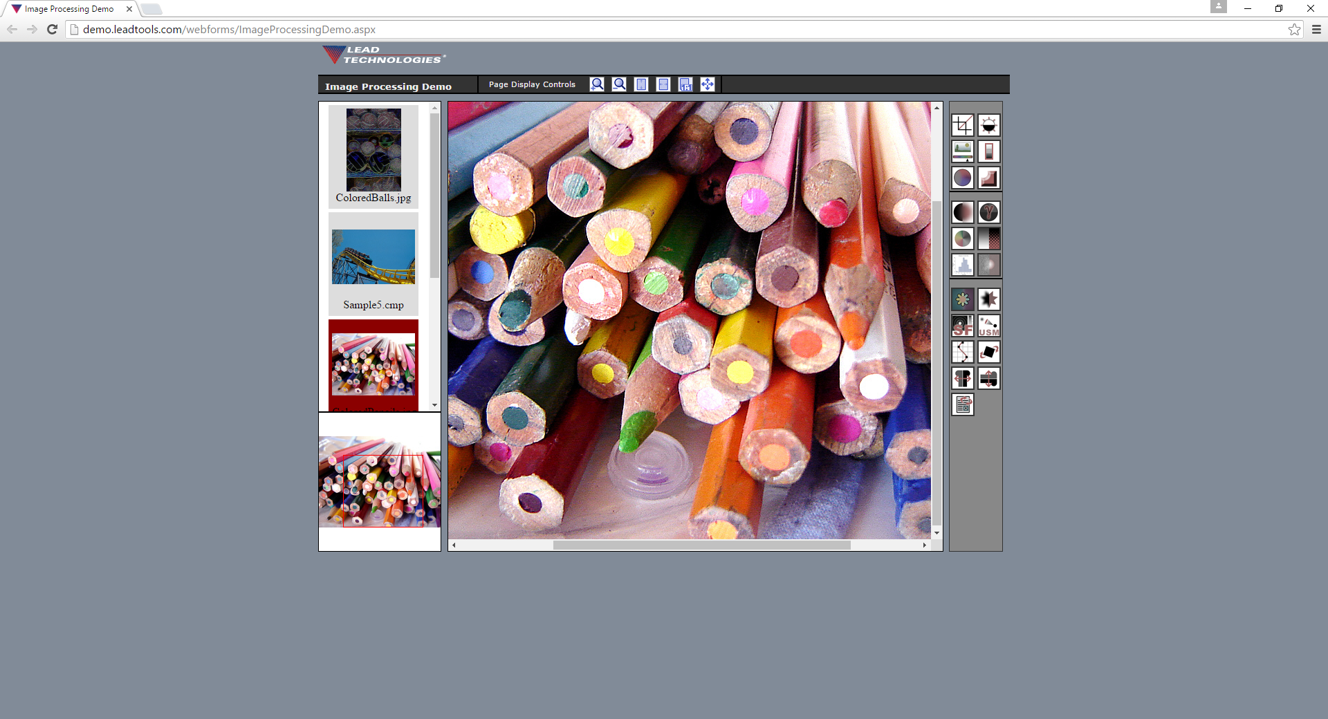 Web Service Image Processing 2