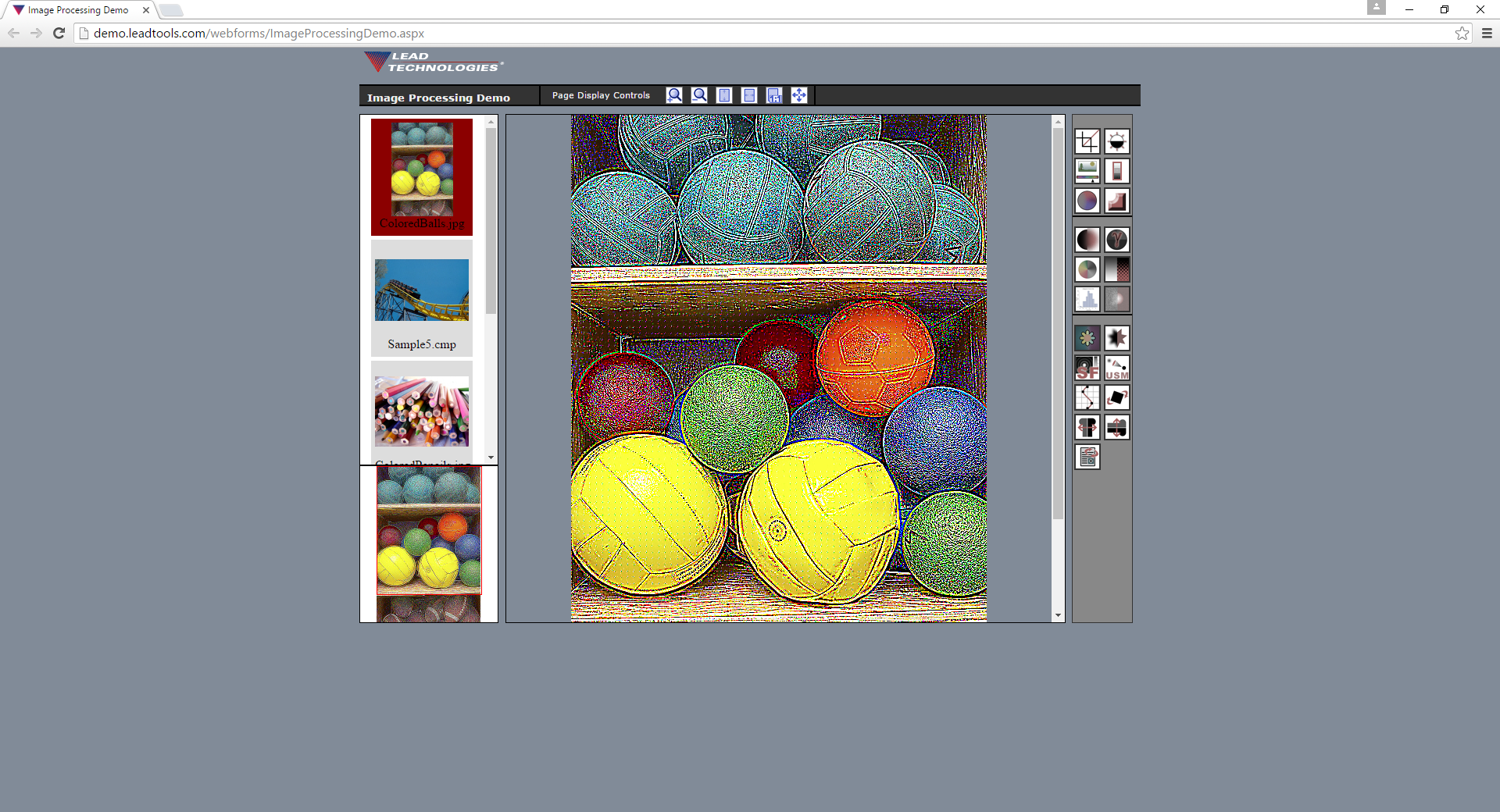 Web Service Image Processing 4