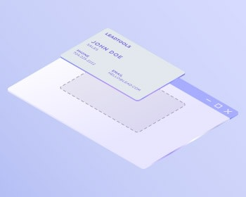 Business Card Recognition