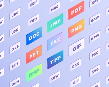 File Formats (Raster, Vector & Document)