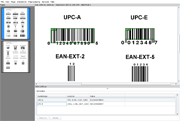Silverlight Barcode Interactive Demo