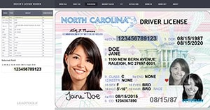 south carolina new drivers license