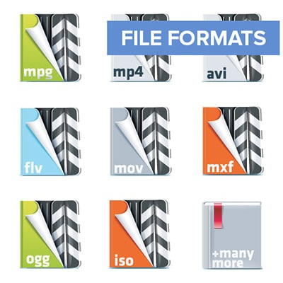 Multimedia File Formats