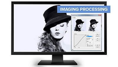 Image Processing: Signed Image Data Support